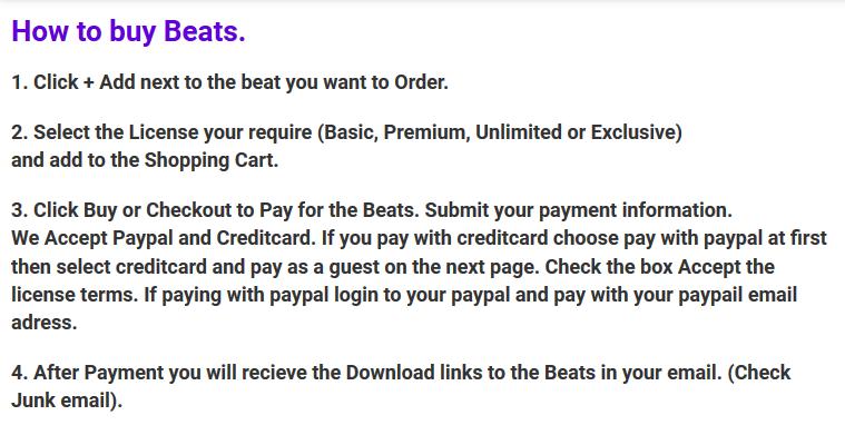 Screenshot_2020-07-01 Buy Beats from MIK3 J - Hip-Hop Pop House Instrumentals For Sale