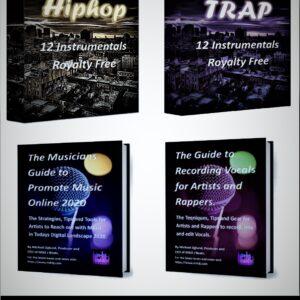 The Premium Rapper Beat Bundle
